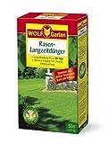 Wolf 3831010 Rasen-Langzeitdünger für eine Rasenfläche von 50 qm