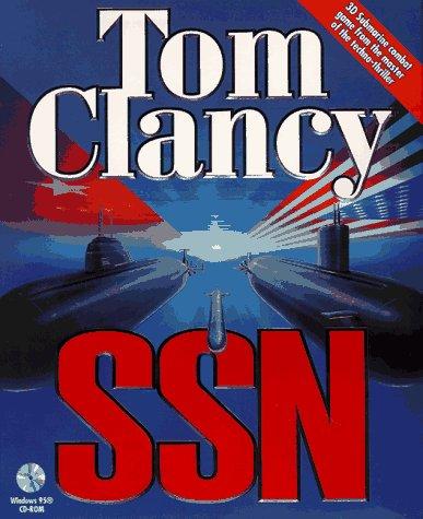 SSN, 2 CD-ROMs3D Submarine Combat Game. For Windows 95