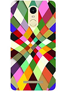 Aart Designer Luxurious Back Covers for Redmi Note 3 + Stylish Zipper handfree all Smart Mobiles by Aart Store.
