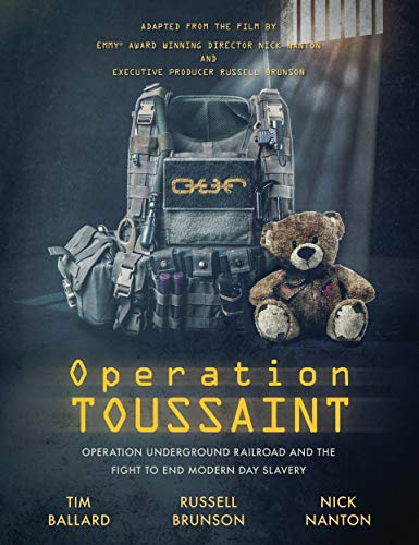 Operation Toussaint (English Edition)