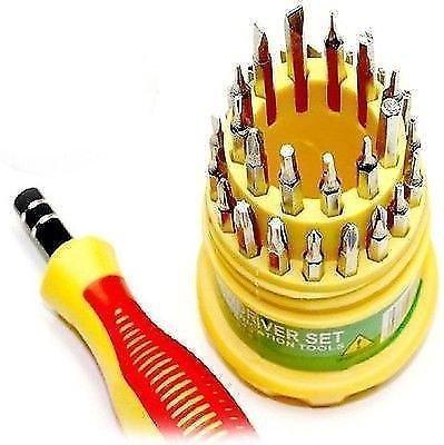 SD Enterprises SD Enterprises 100%Original JACKLY Magnetic Screwdriver Set Repair Tool Kit