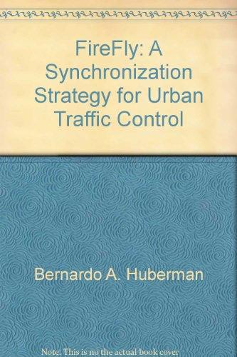 FireFly: A Synchronization Strategy for Urban Traffic Control