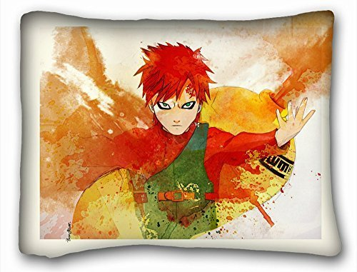 custom-design-standard-size-pillowcase-nature-desert-sand-redheads-naruto-shippuden-frames-artwork-a