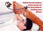 KST Product presents the latest Universal Long Lazy Flexible Mount Mobile Holder with Snake Style Stand.One of the best inventions, the mobile bed stand holder is a multipurpose mobile accessory that enables you to watch movies, browse the internet i...