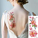 5pcs-Tatouage Durable Femme Grande Taille 5pcs-