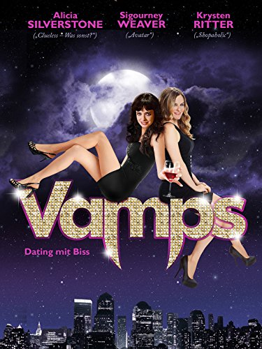 Vamps - Dating mit Biss -