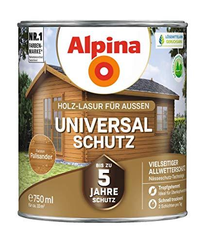 Alpina Schnell trocknend - 2 Schichten pro Tag