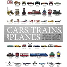 Cars, Trains And Planes (Dk)