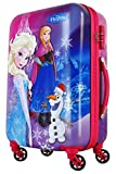 #2: Disney Gamme Polycarbonate 2205Cms Multicolor Hardsided Children Luggage