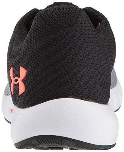 Under Armour Ua Micro G Pursuit, Men's Competition Running Shoes, Grey (Steelblackafter Burn), 11 Uk (46 Eu)