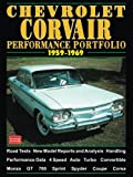 CHEVROLET CORVAIR PERFORMANCE PORTFOLIO: This Collection of Road Tests, Model Intros and Drivers Reports Covering Models:- Monza, 700, 900, Sprint, ... Coupe, Corsa, Convertible and IECO Corvair.