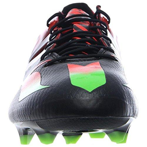 Adidas FuÃ?ballschuhe 6.5 - Messi 15,1 Fg / ag, Slime / rot / schwarz Schwarz