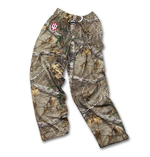 Herren NCAA Realtree Xtra Camo Print Team Logo Casual Active Pants, herren, Men's NCAA Realtree Xtra Camo Print Team Logo Casual Active Pants, camouflage, X-Large