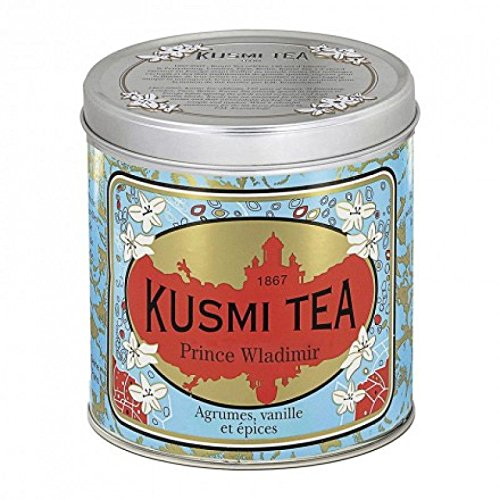 Kusmi Tea Paris - PRINCE VLADIMIR - Boite 250gr