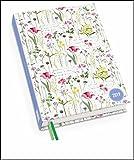 Lovely Flowers Taschenkalender 2019 - Terminplaner mit Wochenkalendarium - Format 11,3 x 16,3 cm