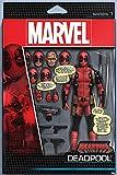 Marvel Comics Deadpool 'Action Figur' Maxi Poster, 61 x 91.5 cm
