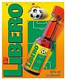 Libero - Bitterlikör 40% - 3x0,02l