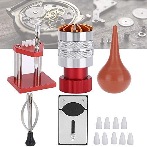 REFURBISHHOUSE 5 StüCke Uhr Reparatur Set Kit Gummi St?ube Luft Gebl?se Uhr ZurüCk Fall ?ffner Hand Einstell Werkzeug FüR Uhrmacher Uhr Reparatur Werkzeug Kit (Gummi-luft-blase)