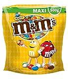 m&m's - Peanut Schokonüsse dragierte Nüsse überzogene Nüsse bunt - 500g