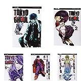 Tokyo Ghoul - Serie Completa