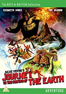 Journey to the Centre of the Earth [DVD] [1977]