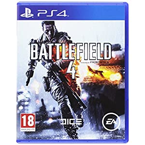 Battlefield 4 – Standard Edition (PS4)