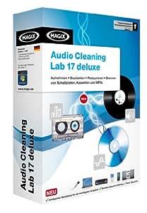 MAGIX Audio Cleaning Lab deluxe 17 - Minibox