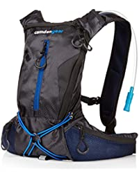 d5a509b71189 Hydration Pack with 1.5 L Backpack Water Bladder. Fits Men and Women with  Chest Sizes 27 - 50. Great for…