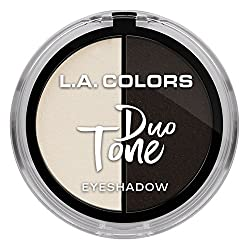 L.A. Colors Duo Tone Eyeshadow, Eclipse, 4.5g