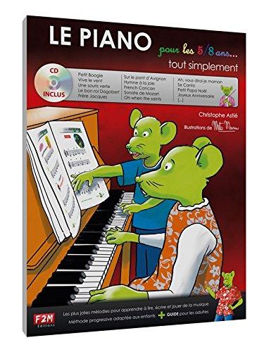 LE PIANO pour les 5/8 ans... tout simple...