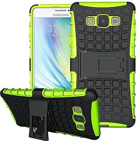 Nnopbeclik 2in1 Dual Layer Coque Samsung Galaxy A7 2015 Silicone