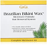 Gigi Brazilian Bikini Wax Microwave Kit 16 Ounce