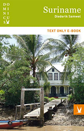Suriname (Dominicus) (Dutch Edition)