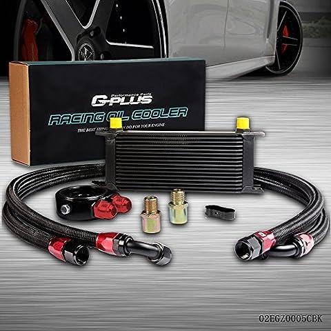 speedmotor 16fila AN10Universal Motor para aceite de transmisión Kit + filtro Kit Adaptador de manguera