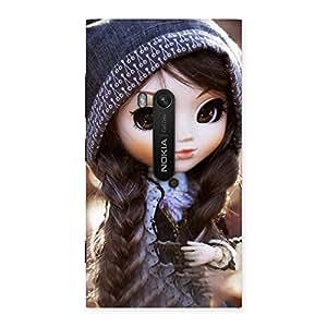 cute-dolls-pics-6 Back Case Cover for Lumia 920