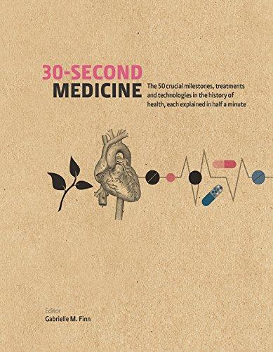 30-Second Medicine (30 Second) (English Edition) -