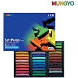 Mungyo Soft Pastel For Artists - 36 Colors