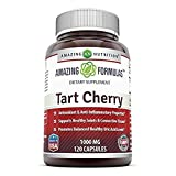 Best Tart Cherry Juices - Amazing Formulas Tart Cherry Extract - 1000 Mg Review
