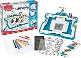 Maped Creativ - Lumi Board - Machine Lumineuse pour Apprendre à Dessiner - Jouet Loisirs Créatifs - Tableau Lumineux Enfant dès 4 ans...