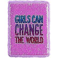 3C4G - Diario de lentejuelas mágicas para niñas (36057)