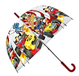 Paraguas Burbuja Trasnparente Mickey Disney 19