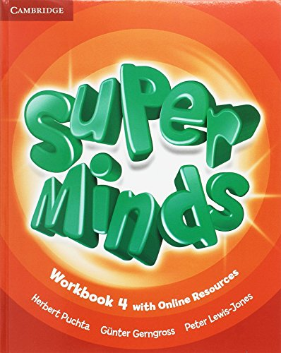 Super Minds Level 4 Workbook Pack with Grammar Booklet - 9781108411226 por Herbert Puchta