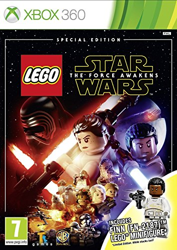 LEGO Star Wars: The Force Awakens Special Edition (Xbox 360) UK IMPORT (360 Lego Xbox Marvel Videospiel)