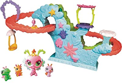 Littlest Pet Shop - El Parque De Las Hadas Pet Shop (Hasbro) 99941148 por Hasbro