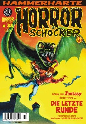 Horrorschocker #33 (2013, Weissblech Verlag)