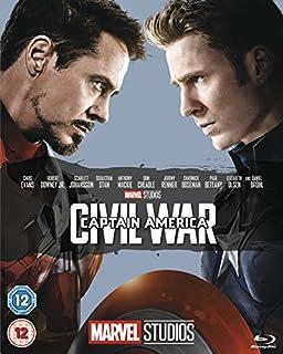 Captain America: Civil War [Blu-ray] [2016] (B01EWNUUTQ) | Amazon Products