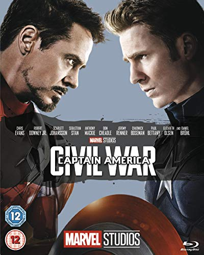 Picture of Captain America: Civil War  [Blu-ray] [2016]