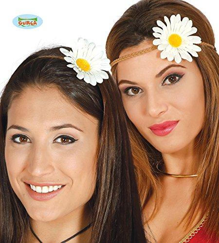 Cinta de Hippie con flor