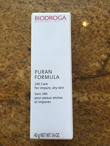 Biodroga: Puran Formula 24h-Pflege für unreine, trockene Haut (40 ml)