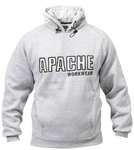 Apache Men's Fleeced Sweatshirt Hoody